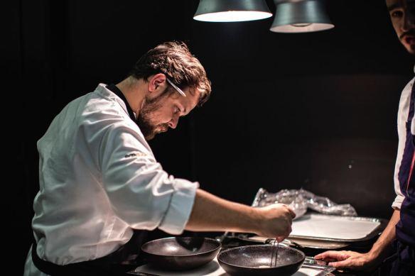 Chef joão Rodrigues, Feitoria, Altis Belém.Foto-Paulo Barata 2016